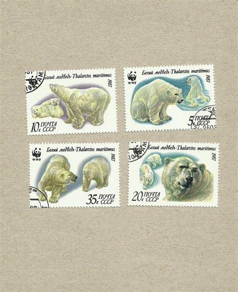 Max Card Wwf Polar 1987 Russia russia cccp wwf polar sts 1987