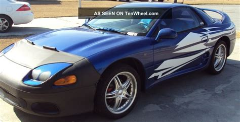 mitsubishi 3000gt fast and furious fast furious 1997 mitsubishi 3000gt sl coupe 2 door 3 0l