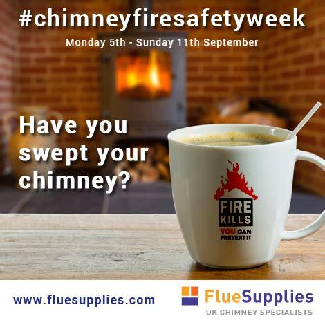 Chimney Safety Week 2017 - flue supplies news fluesupplies