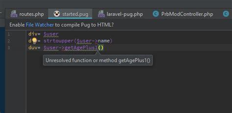 pug phpstorm configuring phpstorm to use pug php php codedump io
