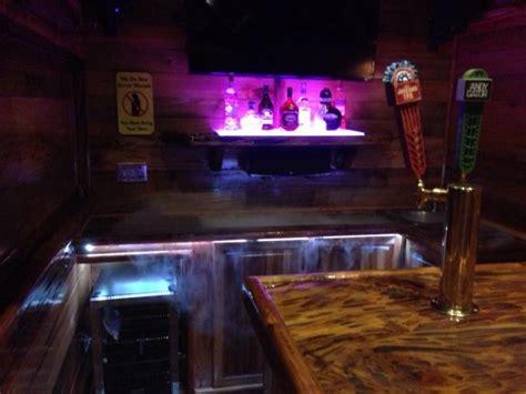 Tiny Home Bar Builds Portable Tavern Tiny House On A Trailer