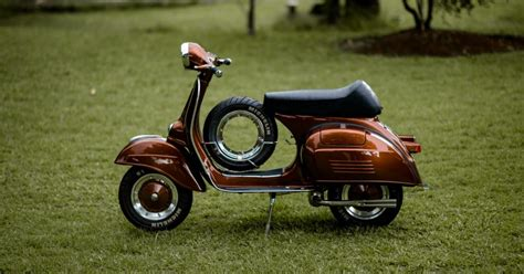 Modifikasi Vespa Sprint 1977 by Piaggio Gettinlow