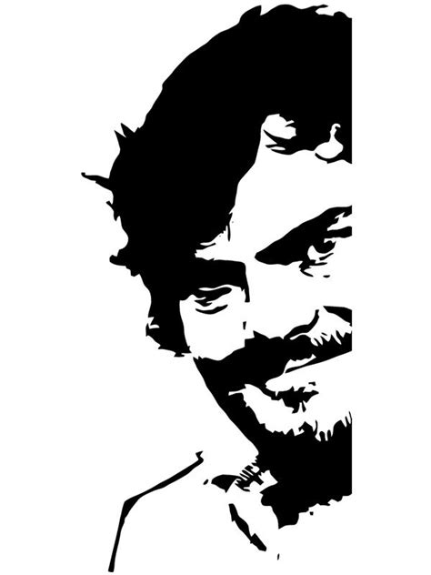 stencils of famous faces www 15 best famous faces images on pinterest silhouettes