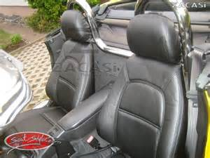 mazda mx 5 nc leather car seat covers custom interior