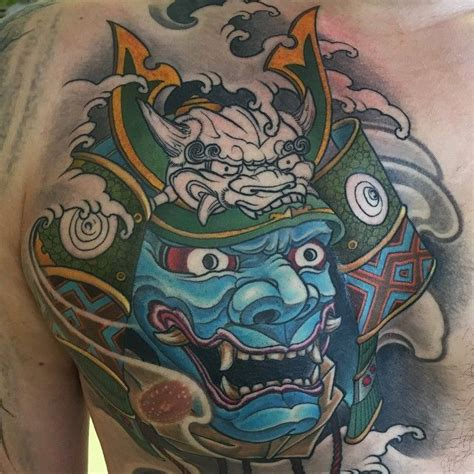 tattoo oriental demonio 1000 ideas about oni tattoo on pinterest oni mask