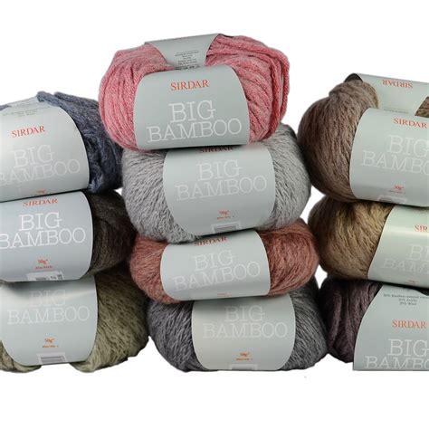 sirdar big bamboo knitting patterns buy sirdar big bamboo clearance wool