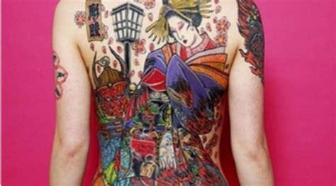 tato perempuan jepang cantik dan berbahaya ini potret wanita wanita yakuza