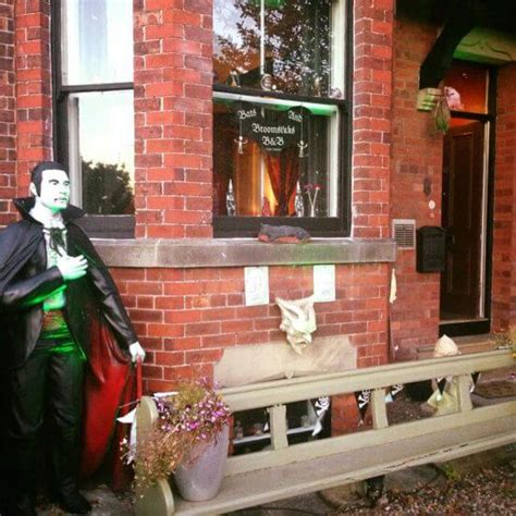 theme hotel whitby travel in style the gothic bats and broomsticks hotel of