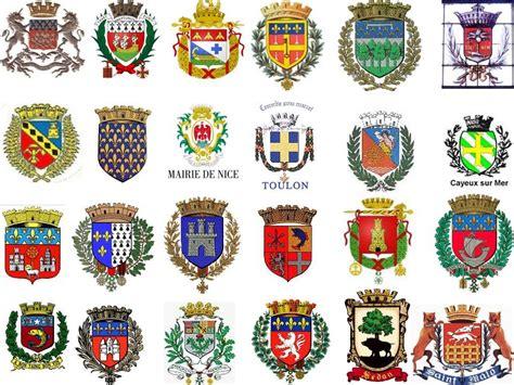armoiries des communes de les blasons des communes