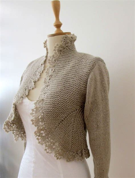 Handmade Knit - knit sweater knitting knitted cardigan crochet border