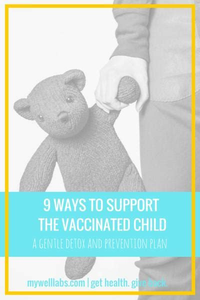 Ways To Detox From Vaccines by Vaccine Detox And Support 9 Ways To Support The