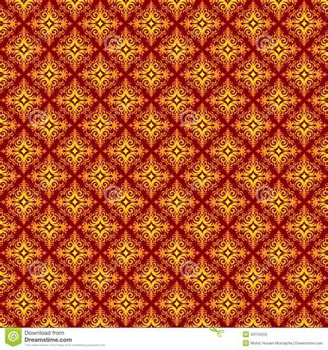 batik design of cambodia traditional abstract batik pattern stock vector image