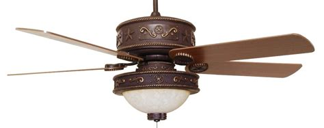 Cc Kwst Lk515par Western Star Ceiling Fan With Light Kit Western Ceiling Fans