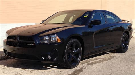 2014 charger black dodge charger black 2014 wallpaper 1280x720 32585