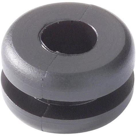 Skun Y 5 5 6 Kabel 6mm kabeldurchf 252 hrung klemm 216 max 10 mm pvc schwarz