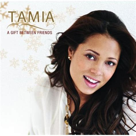 Cd Tamia Tamia tamia album cover for a gift between friends photo on blastro