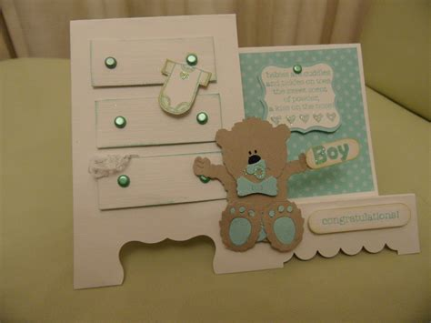 S Craft Room Baby Cards