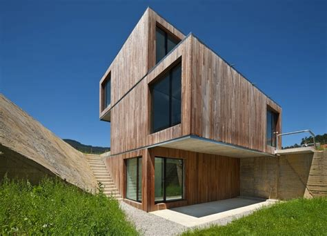 more house cantilevered home makes the most of a small