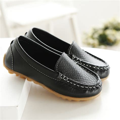 Sandal Boboi Boy Size 21 new fashion shoes all size 21 30 children pu leather sneakers for baby shoes boys