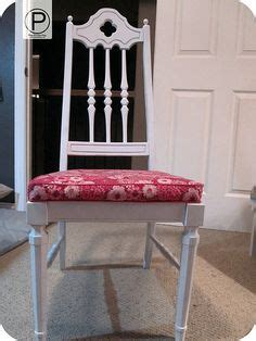 reupholster seat cushion with piping diy chair cushion kitchen chair cushions diy