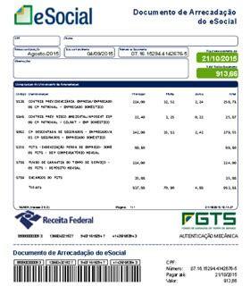 valor dosalario minimo para empregafo domestico em sao paulo2016 economia emiss 227 o de guia para pagar fgts de dom 233 stico