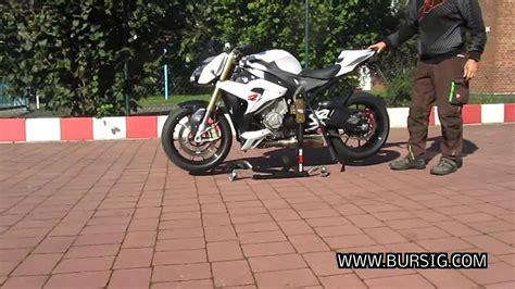 Motorrad Heber Rahmen by Bmw S 1000 R 2014 Bursig Lift System Germany