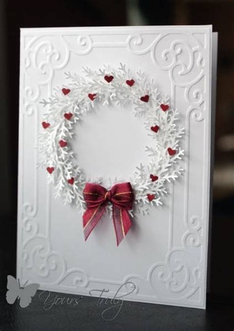 Handcrafted Cards - creating a great made card simple tips designer mag