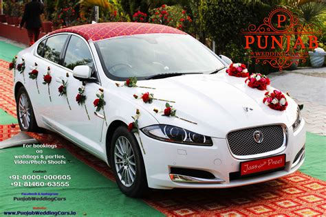 Wedding Car Ludhiana by Gallery Punjab Wedding Cars Best Luxury Wedding Cars