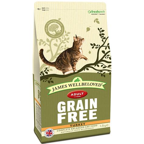 Pureluxe 1 5 Kg Cats Made With Turkey wellbeloved grain free turkey cat food from 163 3