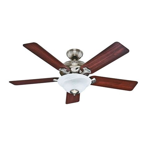 brookline ceiling fan canarm 60 in indoor white high performance industrial