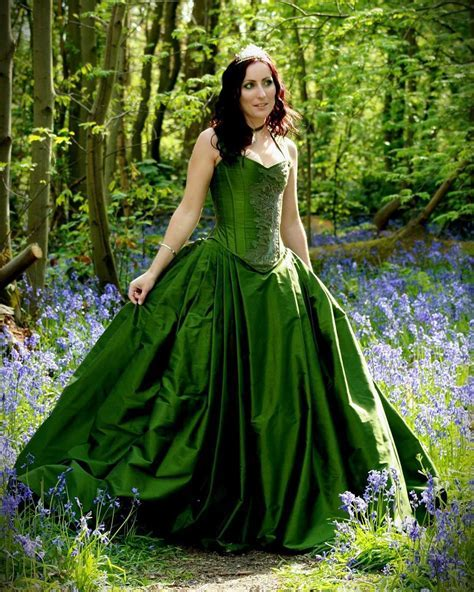 Fantasy Wedding Dress - Fantasy Wedding Gowns - Berksce - Wedding ...