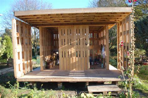 Sichtschutz Fenster Offen by Gartenhaus Offen Holz My