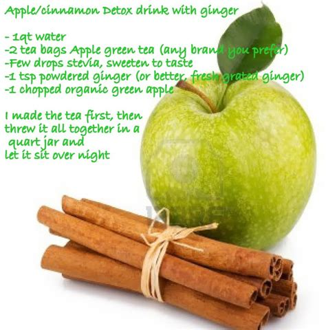 Https Bengreenfieldfitness 2013 08 How To Detox Your Home by Apple Cinnamon Detox Drink Zombies Cheesecake