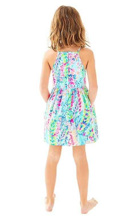 Elize Dress elize dress catch the wave lilly pulitzer store s a