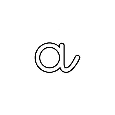 lettere a lettere e numeri lettera a corsivo minuscolo