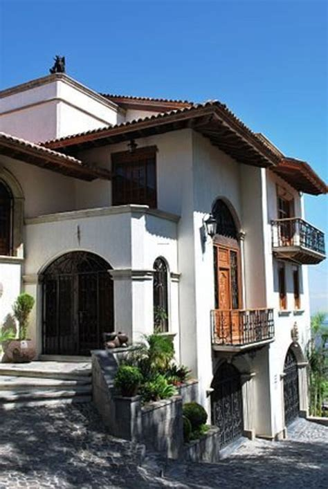 Mexican Houses by 25 Best Ideas About Mexican Style Homes On