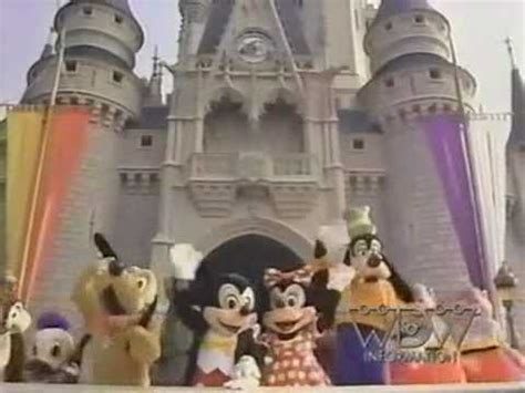walt disney world vacation part 1992 walt disney world information channel part 2 of 3
