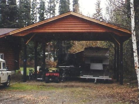 Northern Sheds by Pole Barn Carport In Alaska Great Northern Sheds