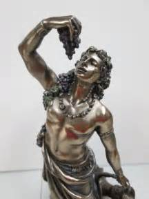 dionysus god statue dionysus or bacchus god of wine statue greek roman sculpture