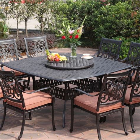 Furniture Shop International Caravan Antique Black Antique Wrought Iron Patio Furniture For Sale