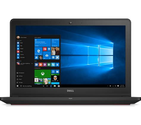 Dell Inspiron 15 Gaming buy dell inspiron 15 5000 15 6 quot gaming laptop black free delivery currys