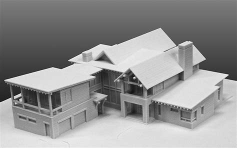3d printing house plans superb modern houses in seattle 10 locati glenn 3d print