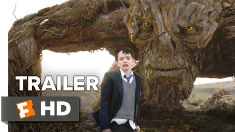 film comedy with green monster a monster calls official trailer 1 2016 felicity jones