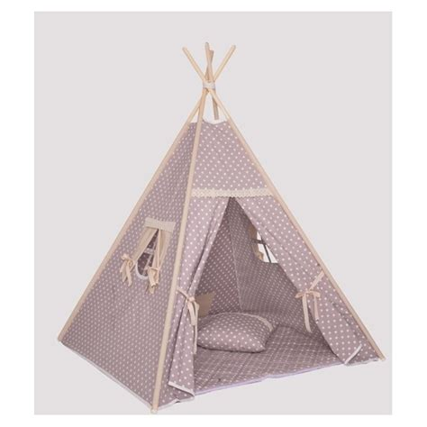 pink teepee for children s bedroom funique co uk