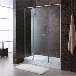 glass shower stall bathware