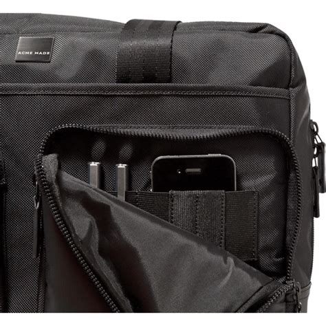 Acme Made The Jackson Brief For All Laptop Up To 15 Black T1827 acme made the jackson brief for all laptop up to 15 inch black jakartanotebook