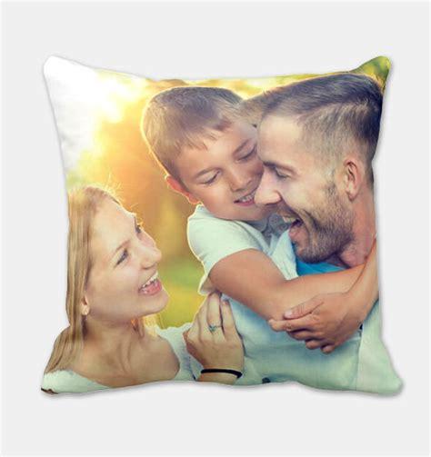 photo print pillow custom photo pillows design your custom throw pillow