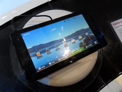 Spesifikasi Tablet Huawei Ideos Slim 7 by Tablets Of The Mobile World Congress Pics