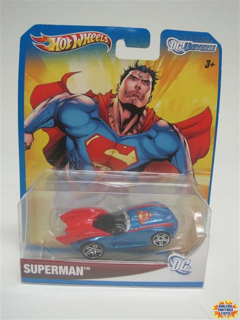 Hotwheels Dc Superman 1 2011 matte wheels dc universe superman 1a