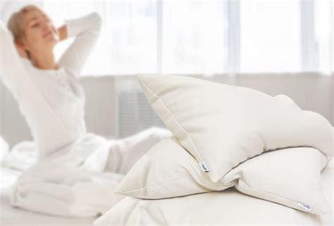 hullo pillow hullo buckwheat pillow 171 inhabitat green design